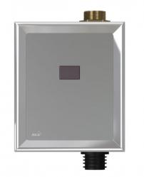 Alcaplast Automatický splachovač WC, chrom, 12 V (napájení ze sítě) ASP3
