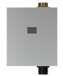 Alcaplast Automatický splachovač WC, kov, 6 V (napájení z baterie) ASP3-KB