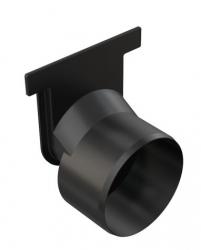 Alcaplast AVZ-P010 Čelo boční pro napojení na odpad DN110
