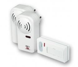 Elektrobock Bezdrátový domovní zvonek DZ2-1