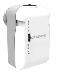 Bezdrátový servopohon pro IVAR.CUBODOMO - napájení 3x AA 1,5V, M30x1,5 - IVAR.AS 1010