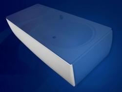 Vagnerplast Čelní panel ke klasické vaně 160 x 55 VPPA16002FP2-01/DR
