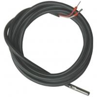 Čidlo teplotní s kabelem 2 m pro sluneční kolektory i zásobník Pt1000  9108