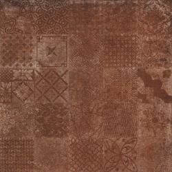 Dekor Exagres Alhamar rojo 33x33 cm, mat