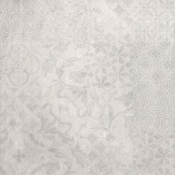 Dekor Porcelaingres Urban white wave 60x60 cm, mat, rektifikovaná