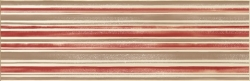 Dekor Ragno Frame mix barev 25x76 cm, lesk