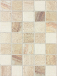Dekor Rako Lazio béžová 25x33 cm, mat