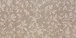 Dekor Rako Textile hnědá 20x40 cm, mat