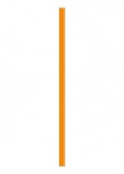 Dekorace Universální Listela Sklo Giallo 2,3x60
