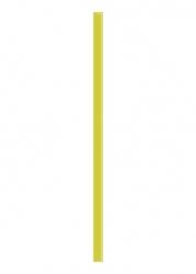 Paradyz Dekorace Universální Listela Sklo Zefir 2,3x60