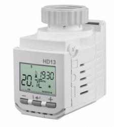 Elektrobock Digitální termostatická hlavice HD13