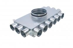 Distribuční box plochý KL-12x75/160-OC