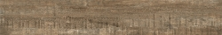 Dlažba Barn Wood brown 16,4x99,8 cm, mat, rektifikovaná