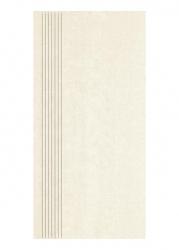 Dlažba Doblo Bianco Stupnice Přímá Mat. 29,8x59,8