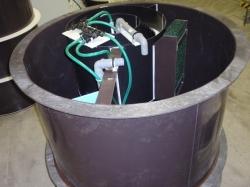 Ekocis ČOV - Domovní čistírna odpadních vod EK-S50 pro 35-50 osob