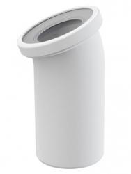Dopojení k WC – koleno 22°  A90-22