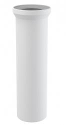 Alcaplast Dopojení k WC – nátrubek 400 mm A91-450