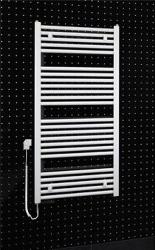 Elektrické přímotopné těleso Koralux Linear Comfort-E, 1220x450mm, 400W