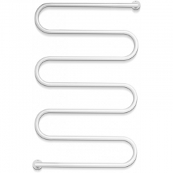 Elektrický sušák pevný ES 3/V  – vysoký 400 × 970 × 120 mm , komaxit, 83 W