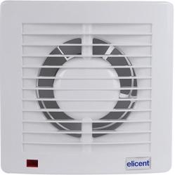 ELICENT Nástěnný ventilátor E-STYLE, 100 mm