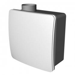 ELICENT Radiální ventilátor KN2 pro montáž na omítku a pod omítku, 100 mm