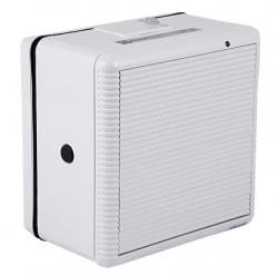 ELICENT Ventilátor VITRO pro okenní a nástěnnou instalaci s automatickou žaluzií