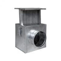 HS Flamingo Filtr k ventilátoru Vents / do rozvodů teplého vzduchu 160mm