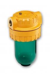 """Ivar CS Filtr 5"""" pro filtrování mechanických nečistot z pitné vody GEL.DEPURA 550 PP"""