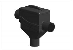 Filtr pro dešťovou vodu - pr. 100mm IVAR.PRISLUSENSTVI PN