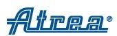 Atrea Filtrační textilie FTU RA3 – cirkulační, uhlíková  (RA3,RK3,RA4,RK4) A170928