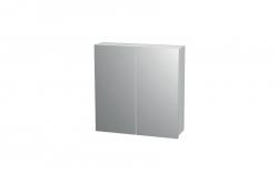 Intedoor Galerka - zrcadlová skříňka NY ZS 70 (70x72x14 cm) bílá