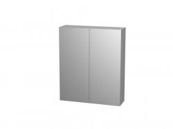 Intedoor Galerka - zrcadlová skříňka E ZS 60 (60x72x13 cm) bílá