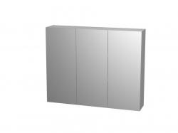 Intedoor Galerka - zrcadlová skříňka E ZS 90 (90x72x13 cm) bílá