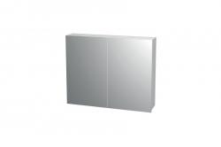 Intedoor Galerka - zrcadlová skříňka NY ZS 90 (90x72x14 cm) bílá