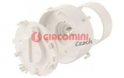 Giacomini GE552-SVA Impulsní adaptér pro M-BUS připojení dvou vodoměrů
