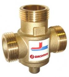 Giacomini R157A Termostatický směšovací ventil pro ochranu kotlů před nízkoteplotní korozí