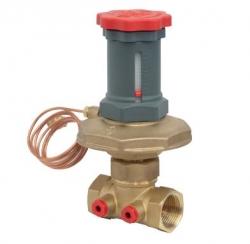 Giacomini R206C Automatický regulátor diferenčního tlaku - vyvažovací ventil
