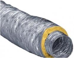 Hadice Al ohebná tepelně izolovaná 102 mm, 10m 8000