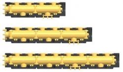 Horizontální rozdělovač DN40 - PAW.MV40