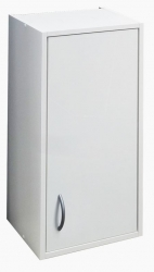 Multi Horní skříňka Praxis 33,5 cm, bílá