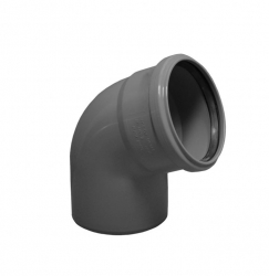EkoPlastik HTB Odpadní koleno Ø50 mm