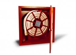 Kovo-Lemini Hydrantový systém K-L D25 20/30 vestavba - třmeny s rámečkem, 650x650x285