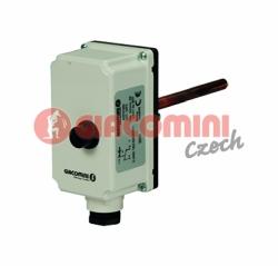 GIACOMINI K373I-3 Bimetalový jímkový havarijní termostat
