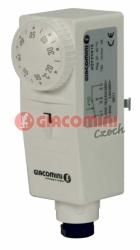 Giacomini K373I Bimetalový příložný termostat 20 ÷ 90°C