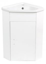 Keramia Skříňka s umyvadlem Pro 40,5 cm, bílá PRORSDV