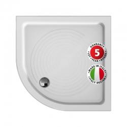 HOPA Keramická sprchová vanička ELARA 90 x 90 x 11,5 cm, R55