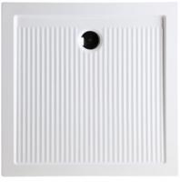 HOPA Keramická sprchová vanička FERDY I, 80 x 80 x 6,5 cm