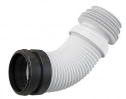 Alcaplast Koleno odpadu DN90/110 flexi M9006