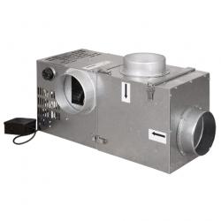 HS Flamingo Krbový ventilátor Vents 540 s bypasem a filtrem
