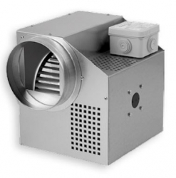 2VV Krbový ventilátor KV pro rozvod teplého vzduchu do dalších místností, 230V